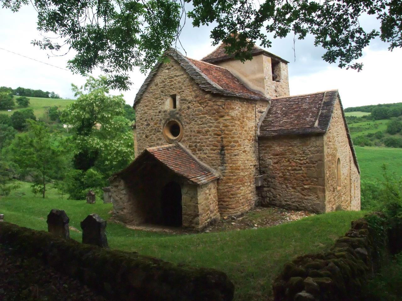 chapelle de st Loup